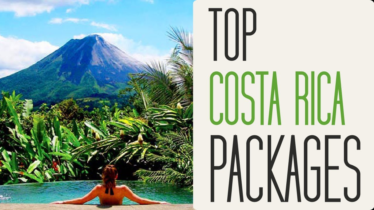 Costa Rica Vacation Packages YouTube - Costa rican vacations