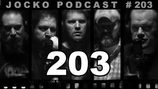 Jocko Podcast 203: One Man Can Make a Difference. USMC Corporal, Jason Dunham.
