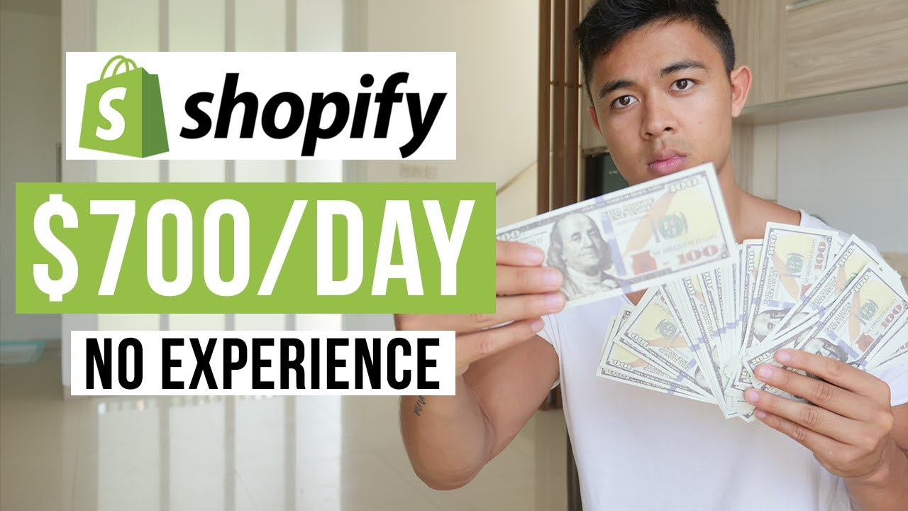 Download How To Make Money With Print On Demand Shopify (For Beginners)
