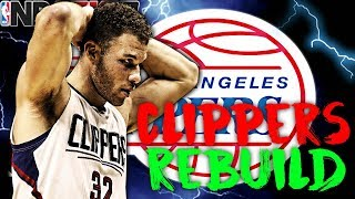 TRADING THE #1 OVERALL PICK!?!? REBUILDING THE LA CLIPPERS!! NBA 2K18 MY LEAGUE