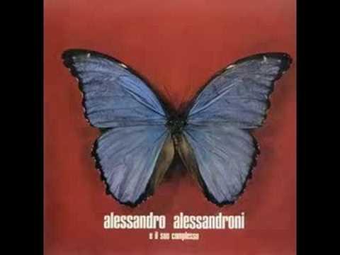 Bossa italiana - Alessandro Alessandroni