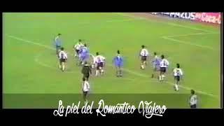 Marcelo Salas 1991 - Universidad de Chile Vs Colo Colo