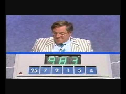 Countdown - 13 November 1996