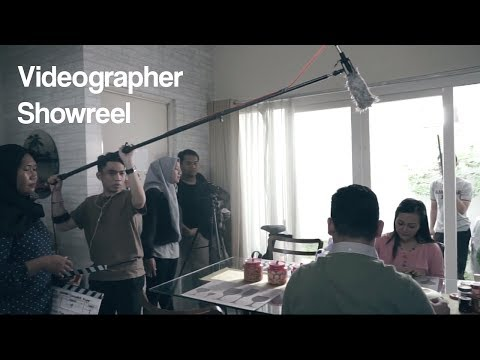 Videographer Showreel 2016-2019