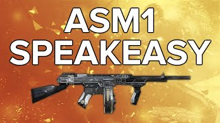 Advanced Warfare In Depth: ASM1 Speakeasy Elite Variant Review (Tommygun)