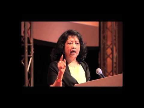 Irene Natividad on Quotas for Women Directors - 2013 Global Summit of Women