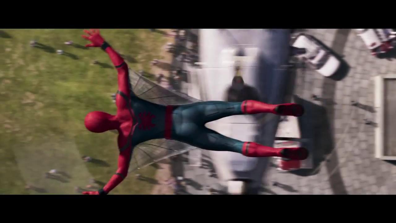 SpiderMan Homecoming de Marvel  Triler teaser oficial en