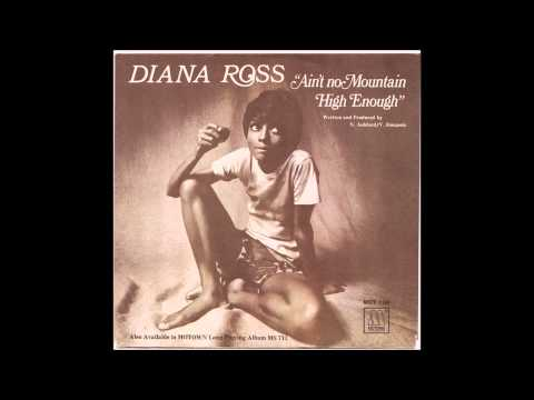 Ain't No Mountain High Enough  Diana Ross Album Version 1080p