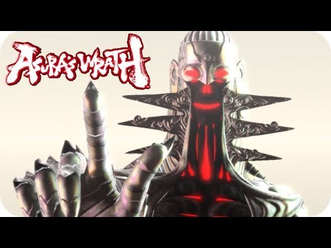 [Boss Watch] Asura's Wrath - Chakravartin Final Battle [Re-Upload, A-Rank]