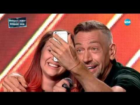 Катя Кръстева - X Factor кастинг (10.09.2017)