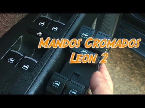 botón con interruptor de ventana! III 05- Seat Leon II Seat Toledo III 2004