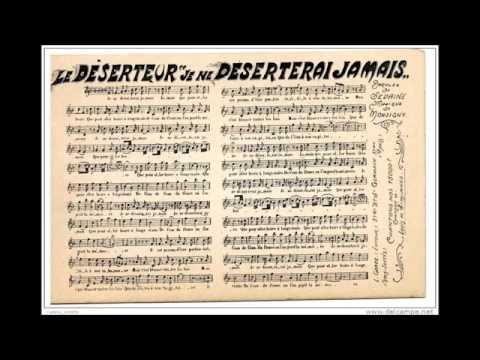 Pierre-Alexandre Monsigny (1767) Le Déserteur acto 3