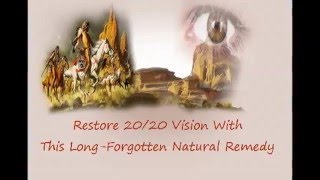 20/20 Vision System Reviewed - Does it Work? - MY STORY