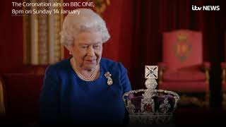The Queen's tips on wearing a crown | ITV News