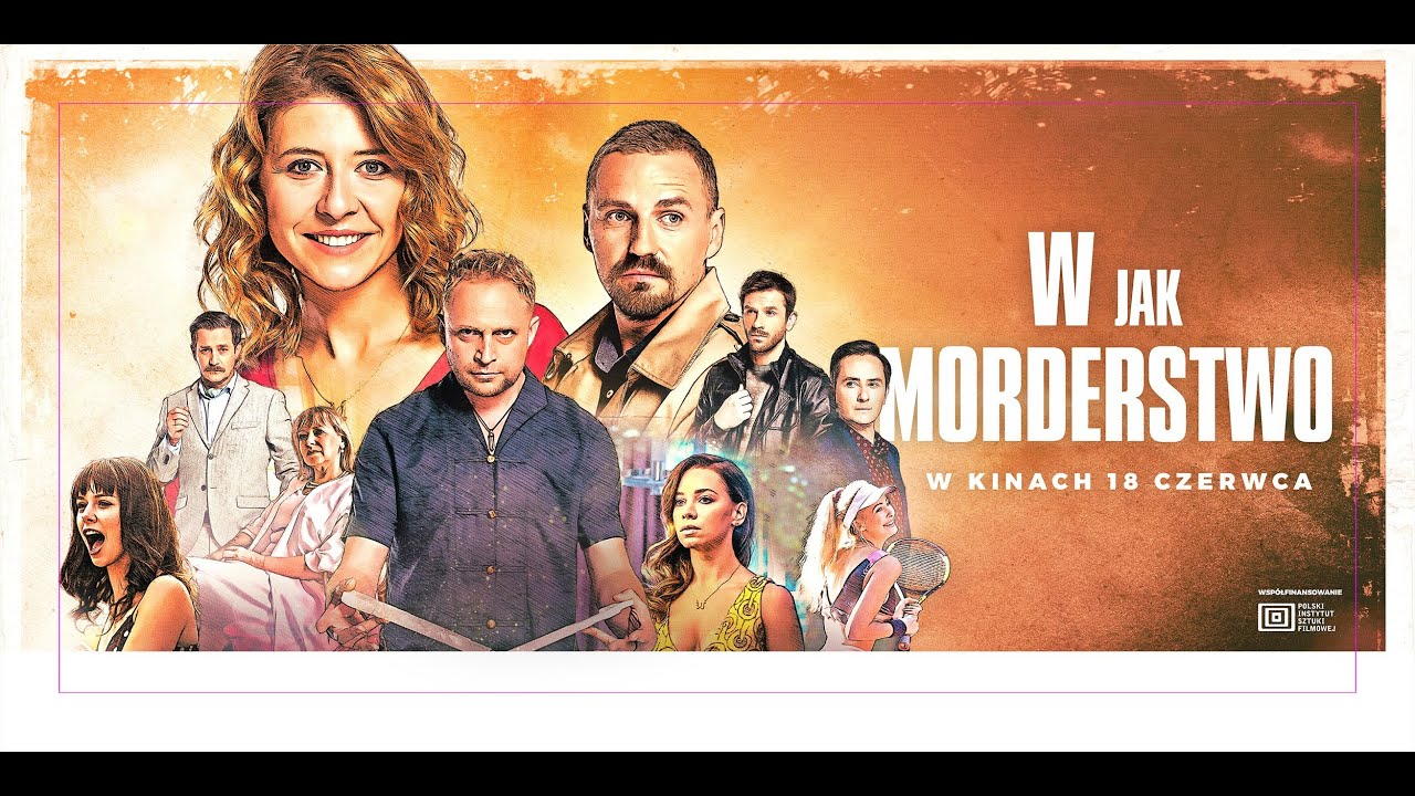 W jak morderstwo - oficjalny zwiastun (official trailer) - YouTube
