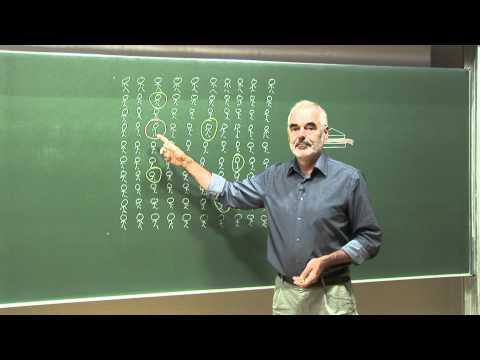 Bacon Sandwiches - Professor David Spiegelhalter explores the risk