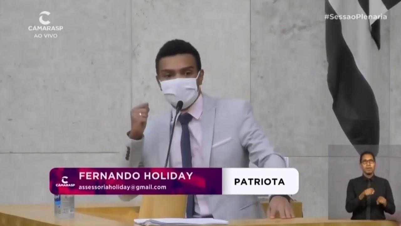 HOLIDAY FALA A VERDADE PARA OS SINDICATOS