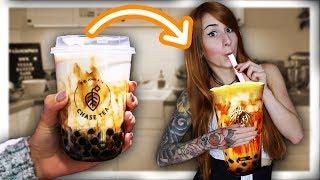 Japanischer Bubble Tea | LETS TRY