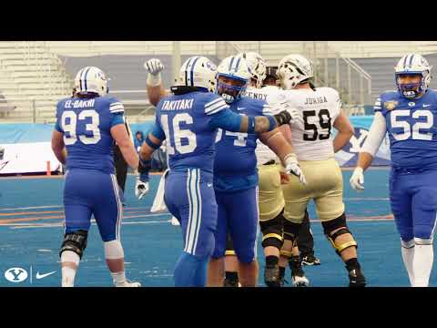 Football - BYU vs Western Michigan - December 21, 2018