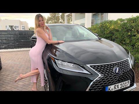 Новый Lexus RX. Взять его или Мерседес GLE? Моя новая тачка для бати. Лиса рулит
