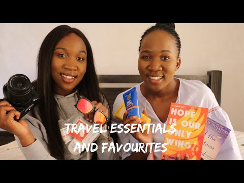 |Travel Essentials and Favourites
