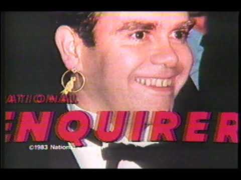 1983 National Enquirer Commercial