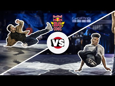 Bruce Almighty VS Neguin | Quarterfinals | Red Bull BC One W