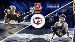 B-Boy Neguin vs. B-Boy Bruce Almighty | Quarterfinals | Red Bull BC One World Final 2016