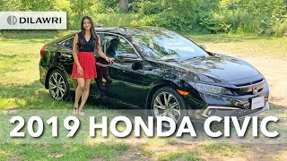 2019 Honda Civic: OVERVIEW