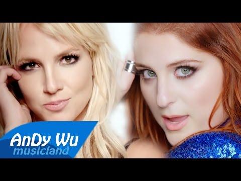 Meghan Trainor, Britney Spears - Me Too / 3 (Me 2, 3)