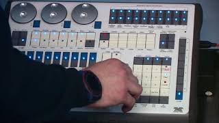 Avolites Training Button Overview Video 1