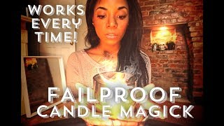 All you need to know to do your own powerful candle magick spells a...