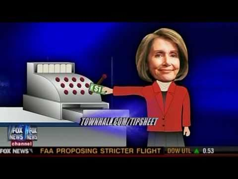 "Pelosi: Food Stamps & Unemployment Give Us The ""Biggest Bang For The Buck"""