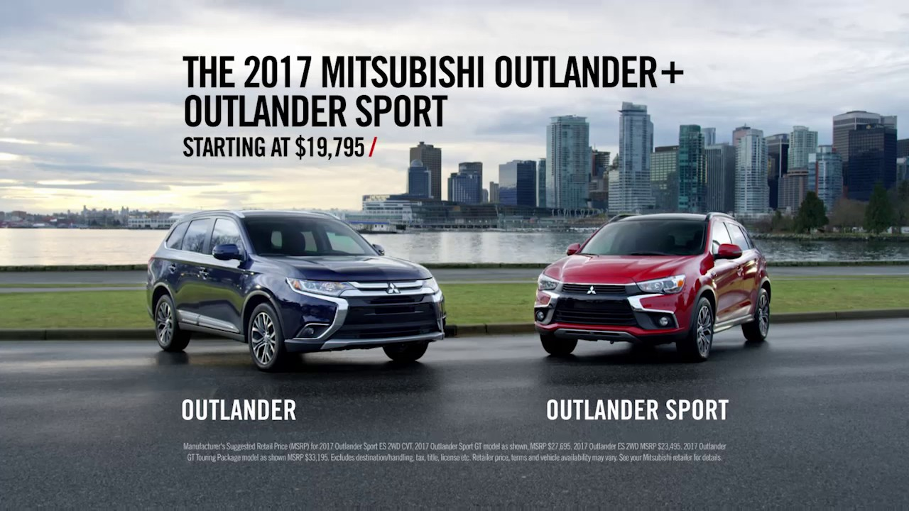 Ou0027Brien Mitsubishi Of Normal 30th Anniversary Fabric Outlander And  Outlander Sport