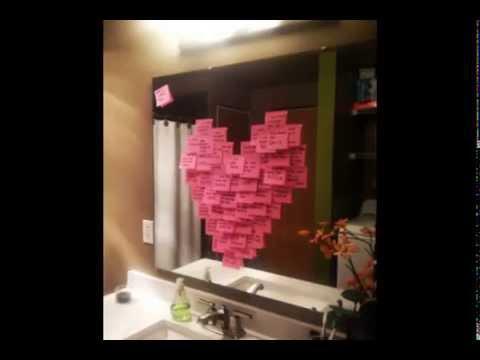 Los mejores detalles regalos rom nticos ideas para - Ideas romanticas para hacer en casa ...