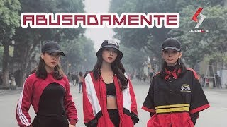 MC Gustta e MC DG - Abusadamente | May J Lee choreography | Dance cover by DoubleL