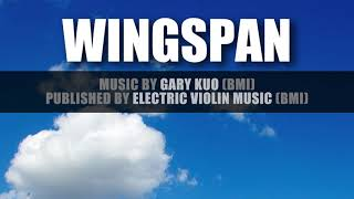 WINGSPAN for Solo Horn and Concert Band - Gary Kuo