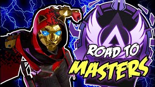 Apex Legends RANKED ROAD TO MASTERS Ps5 live stream
