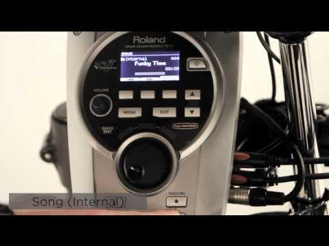 TD-15/TD-11 Drum Sound Modules; Training Video