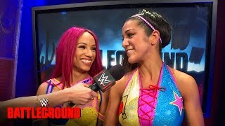 Why did Bayley accept Sasha Banks' invite to be her partner?: July 24, 2016