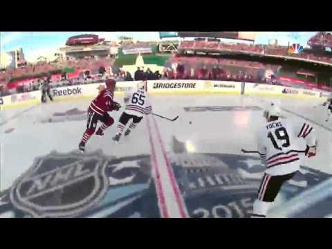 Chicago Blackhawks vs. Washington Capitals January 1st 2015