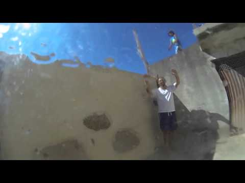 ALS Ice Bucket Challenge (Rob Henriques cut)