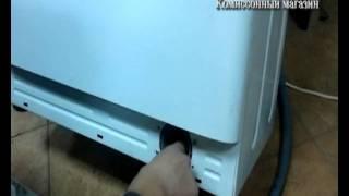 Чистка помпы стиральной машины |