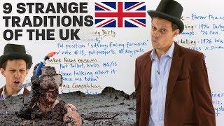 Strange & unusual traditions of the United Kingdom