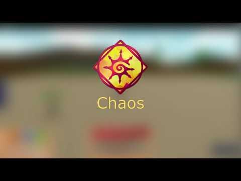 Chaos Showcase   Roblox Elemental Battlegrounds
