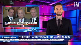 What they aren't telling you about Iran, Israel, U.S. and nukes