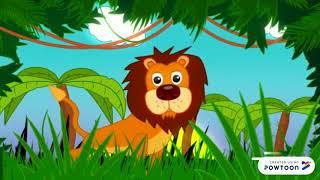 jungle animals- ´preschool and first grade