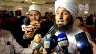 أخبار اليوم |الحبيب علي الجعفري : يجب الانسجام بين الدعاة لمحاربة الأمية الدينية