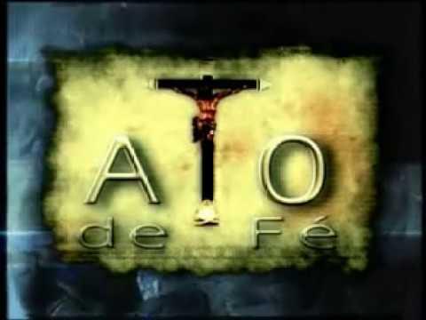 Resultado de imagem para ato de fé documentário