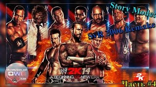 wwe 2k14 story mode svr 2006 remake ps3 part 4
